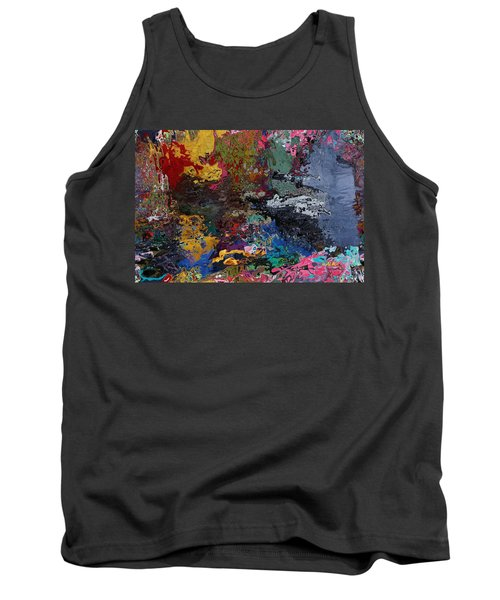 Tranquil Escape-1 Tank Top
