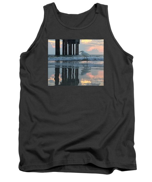Tranquil Reflections Tank Top by LeeAnn Kendall