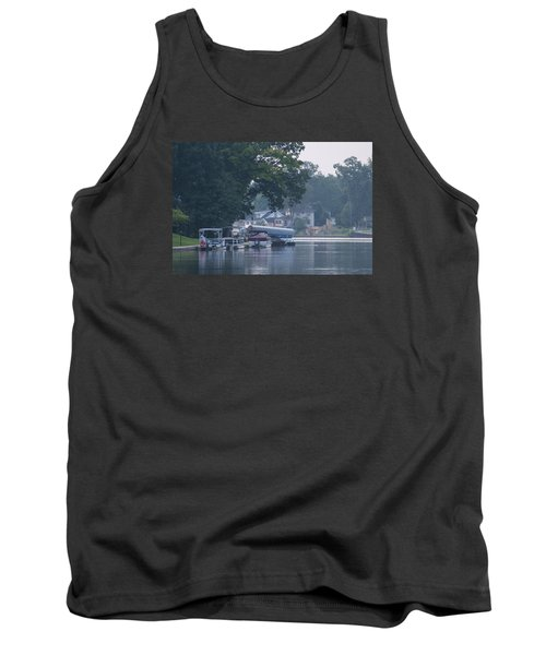 Tranquil River Tank Top