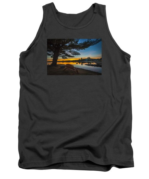 Tranquility At Sunset Tank Top