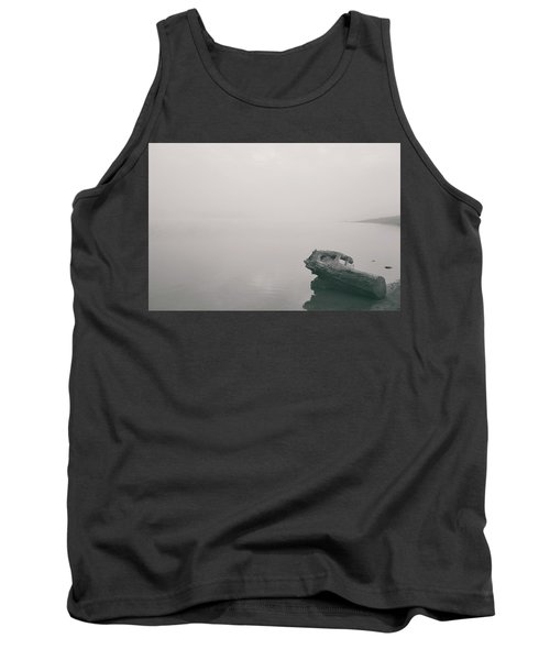 Tranquility By The River Tank Top