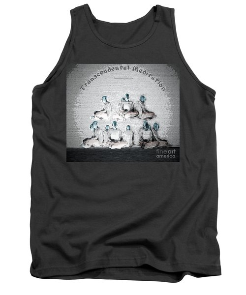 Transcendental Meditation Tank Top