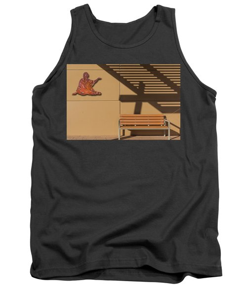Tank Top featuring the photograph Transcendental by Paul Wear
