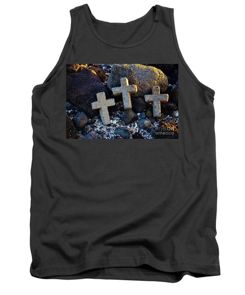 Tank Top featuring the photograph Transformed Beach Debris by Craig Wood