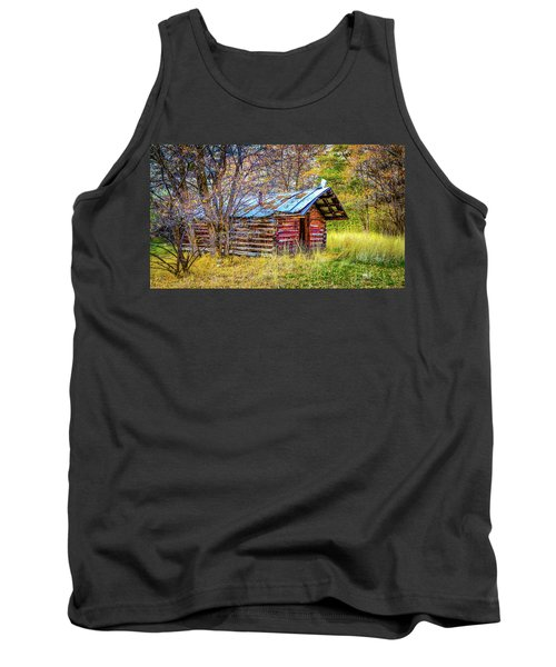 Trappers Cabin Tank Top