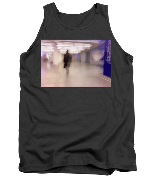 Travel Day Tank Top