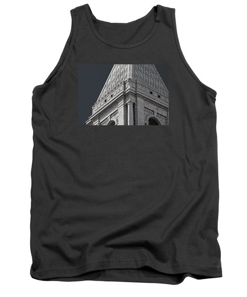 Travelers Tower Summit Tank Top by Phil Cardamone