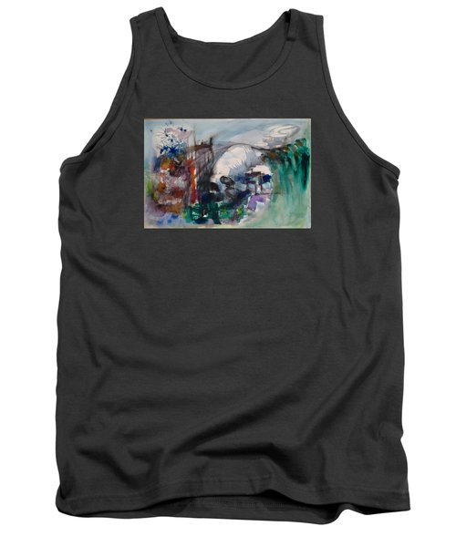 Travels Tank Top