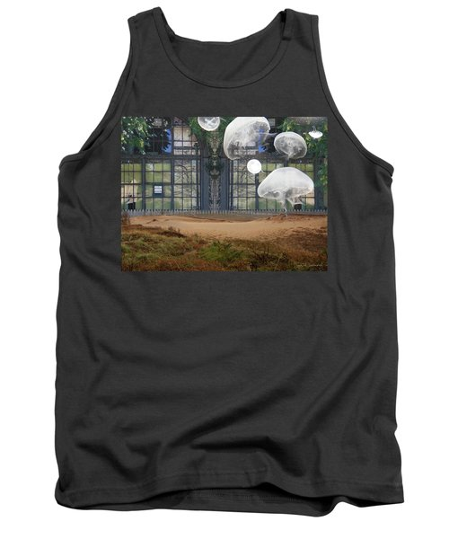 Travels With Jellyfish Tank Top