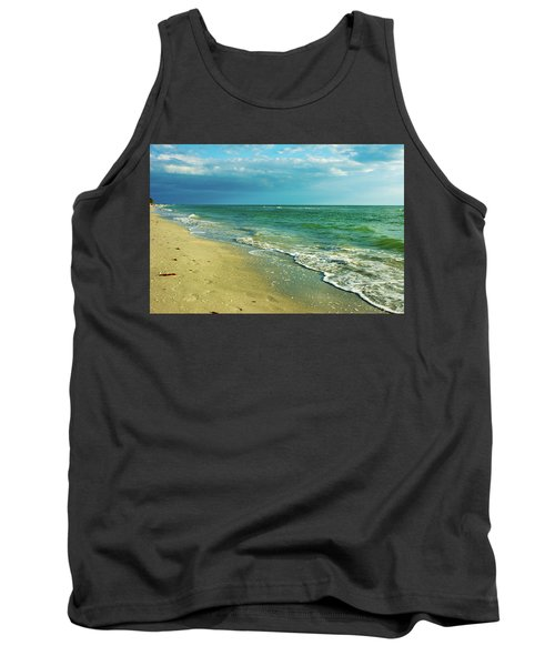 Tank Top featuring the photograph Treasure Island L by RC Pics