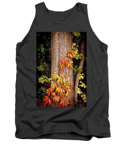 Tree Adornment Tank Top