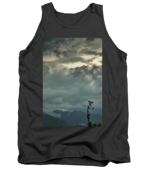 Tree. Bright Light Tank Top