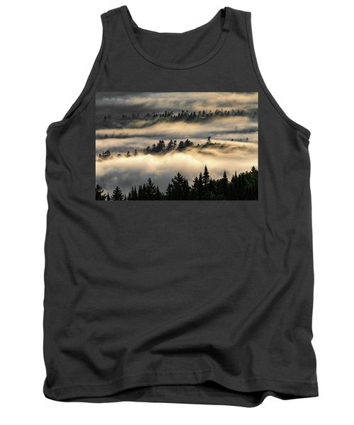 Trees In The Clouds Tank Top