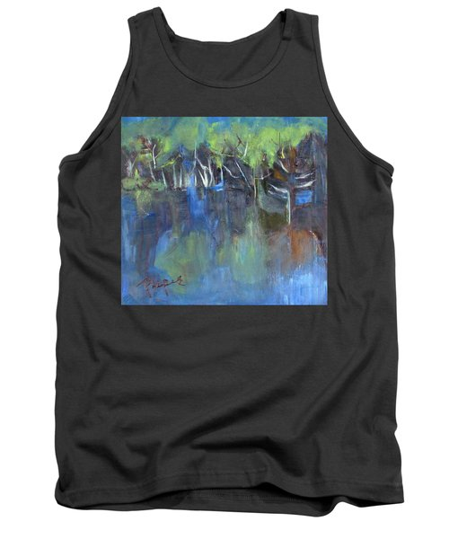 Tree Imagery Tank Top