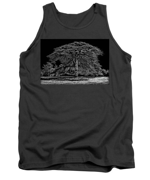 Tree In England Tank Top