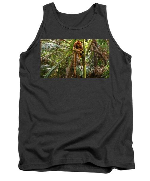 Tree Kangaroo 2 Tank Top by Gary Crockett