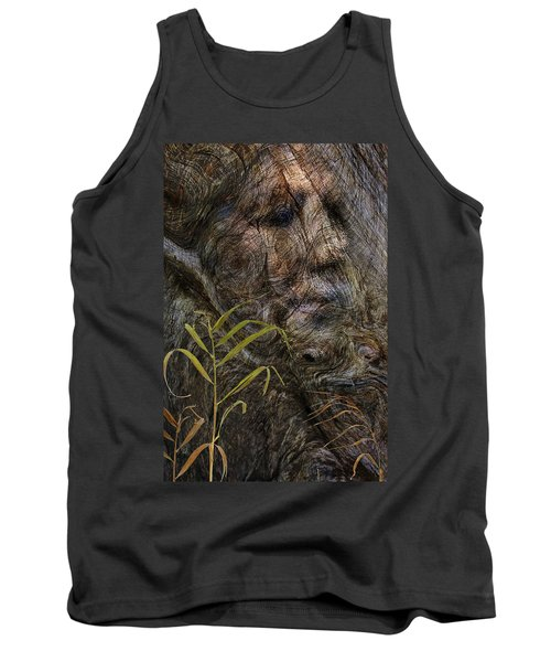 Tank Top featuring the photograph Tree Memories # 39 by Ed Hall