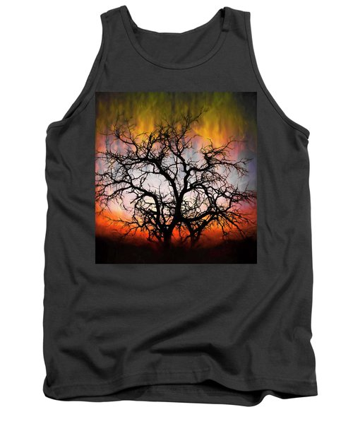 Tree Of Fire Tank Top