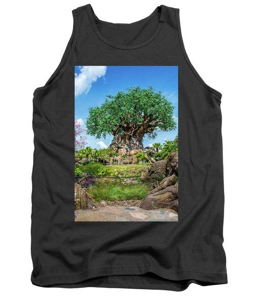 Tree Of Life Tank Top by Pamela Williams