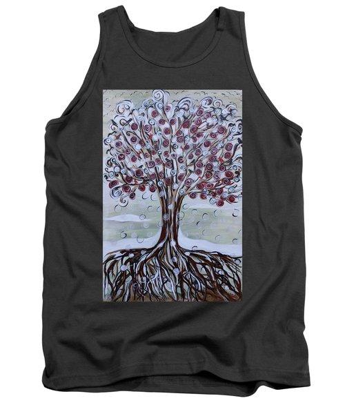 Tree Of Life - Winter Tank Top