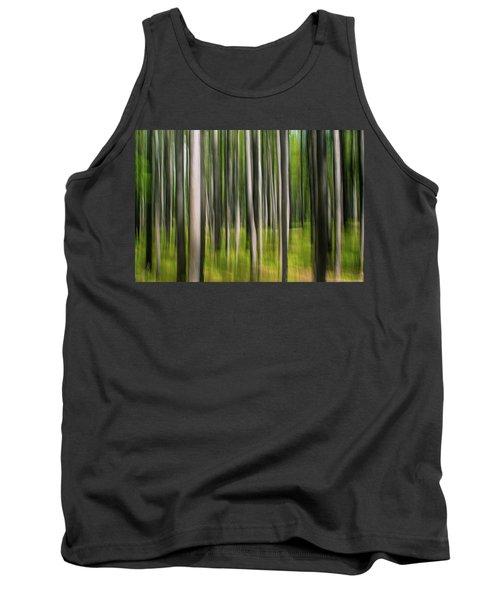 Tree Painting Tank Top