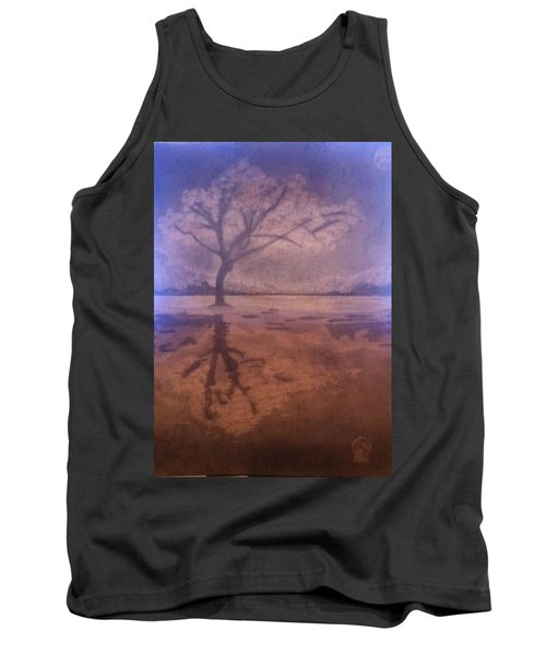 Tree Reflection  Tank Top