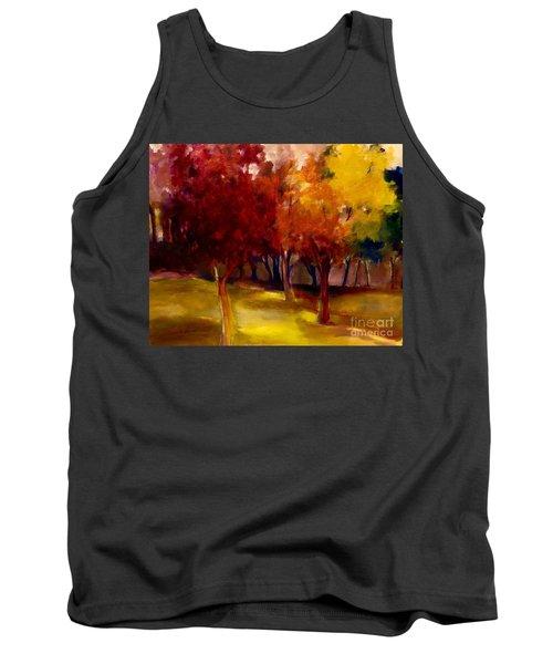 Treescape Tank Top
