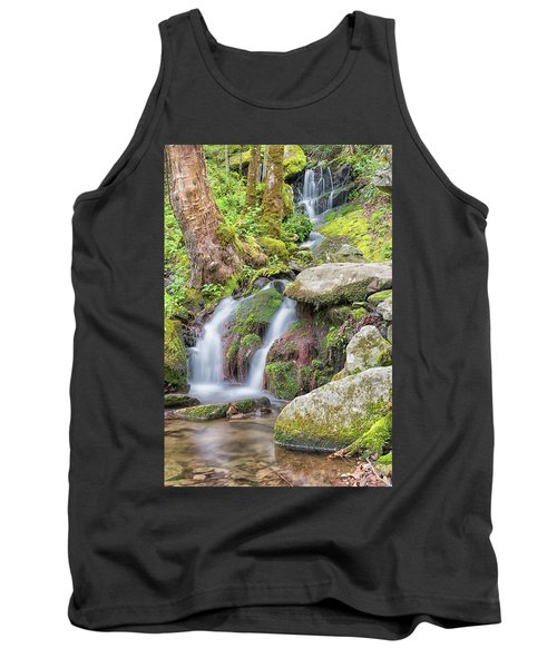 Tremont Road Waterfall Tank Top