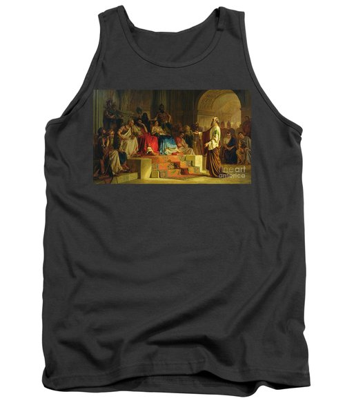 Trial Of The Apostle Paul Tank Top