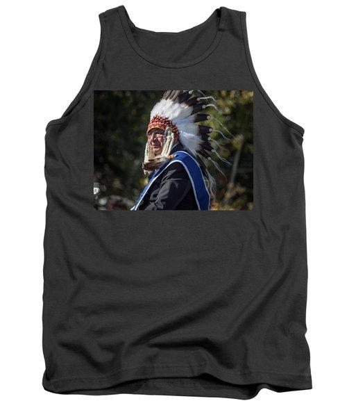 Tribal Elder Tank Top
