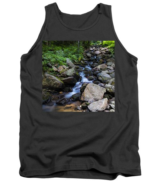 Trickling Mountain Brook Tank Top