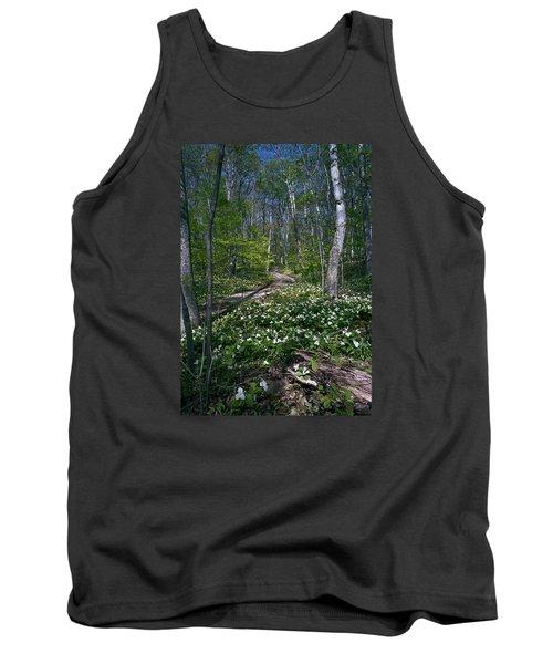 Trillium Woods No. 2 Tank Top