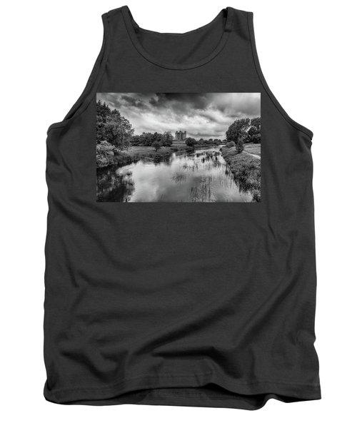 Trim Castle And The River Boyne Tank Top by Martina Fagan