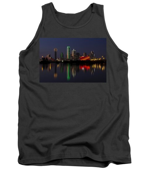 Trinity River Dallas Tank Top
