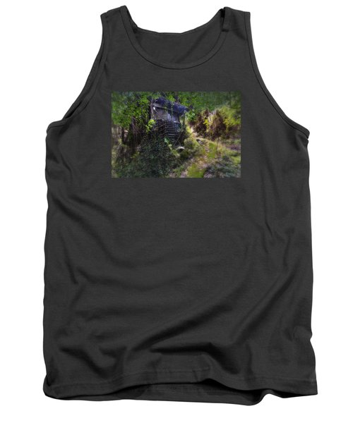 Trolley Bus Into The Jungle Tank Top
