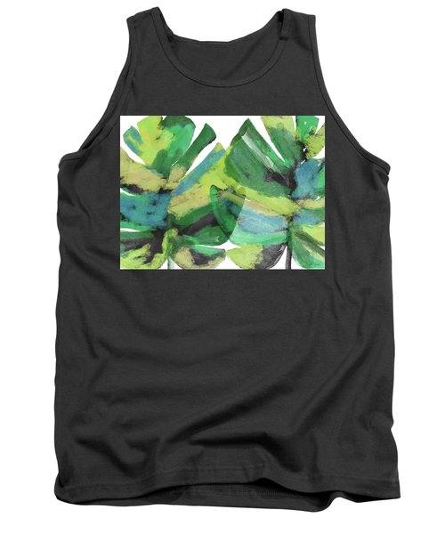 Tropical Dreams 1- Art By Linda Woods Tank Top