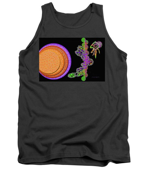 Tropical Dreams Tank Top