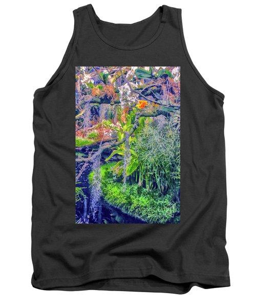 Tropical Garden Tank Top