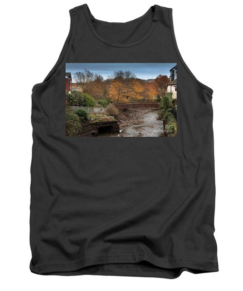 Tank Top featuring the photograph Truro River by Brian Roscorla