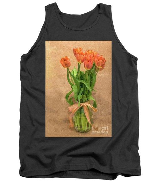 Tulip Impasto Tank Top