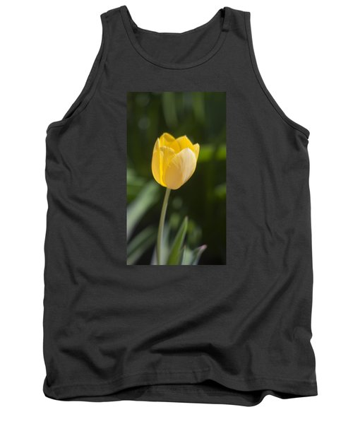 Tulip Portrait Tank Top