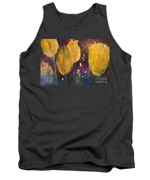 Tulips Tank Top by Gallery Messina