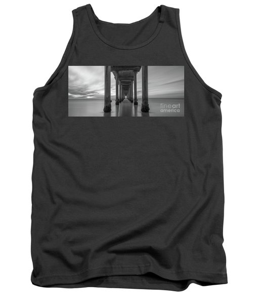 Tunnel Vision Bw  Tank Top