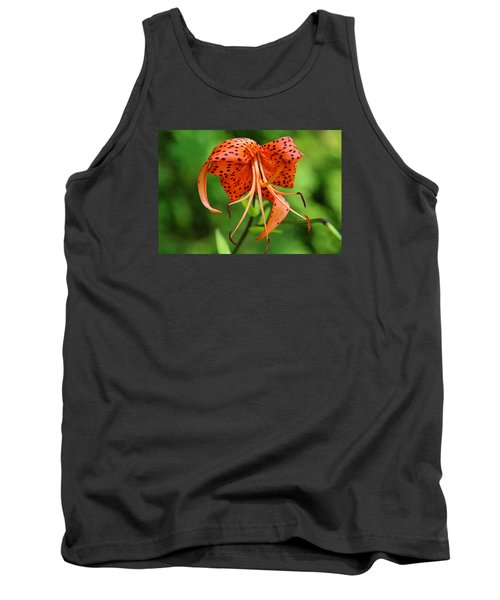 Tank Top featuring the photograph Turn Up The Heat by Michiale Schneider