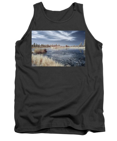 Turnbull Waters Tank Top by Jon Glaser