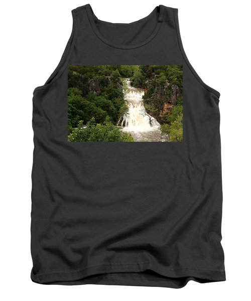 Turner Falls Waterfall Tank Top