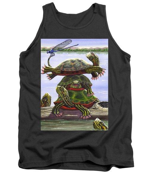 Turtle Circus Tank Top