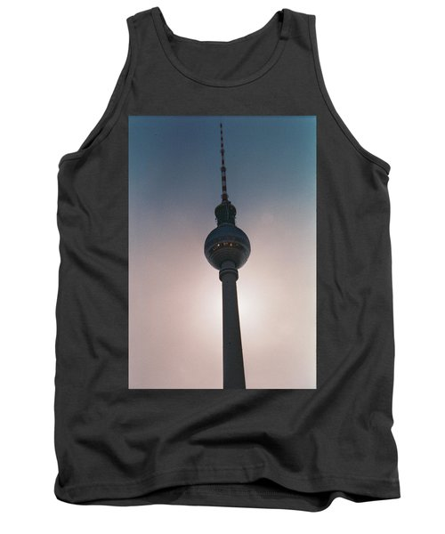 Tv Tower Berlin Tank Top