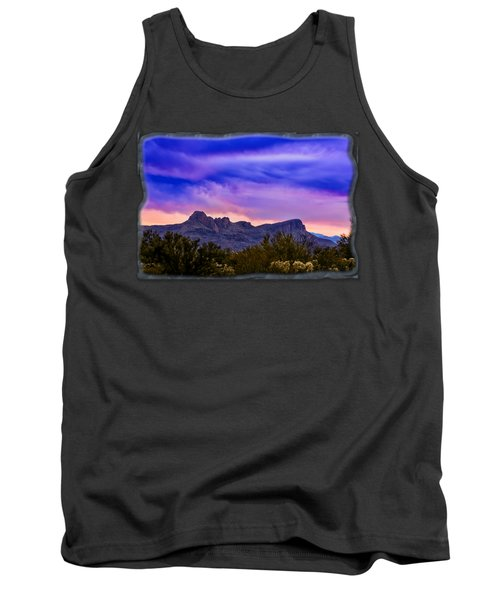 Twin Peaks H30 Tank Top by Mark Myhaver