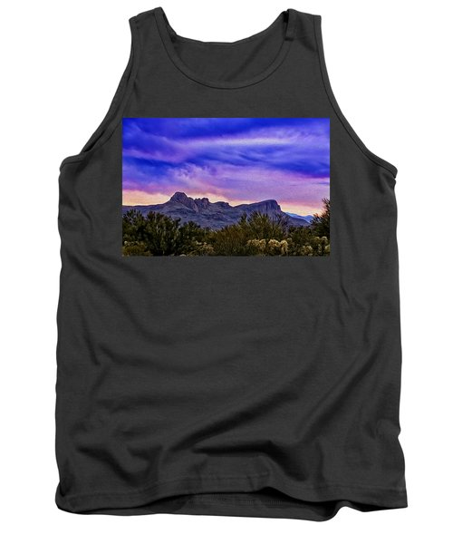 Twin Peaks H31 Tank Top